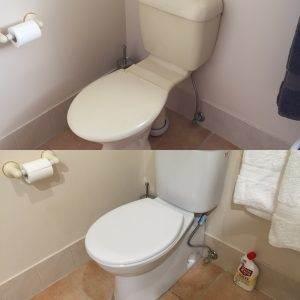 Toilet Change