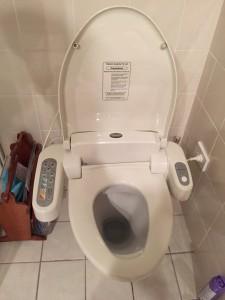 Futurama Toilet Seat