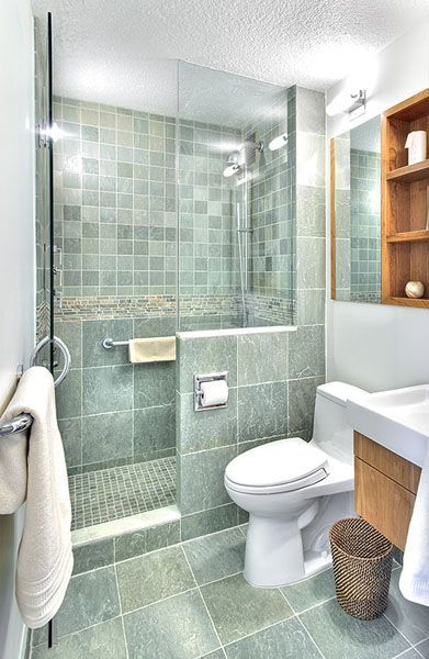 small bathroom shower ideas