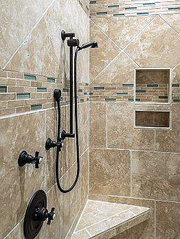 Shower repairs Nerang