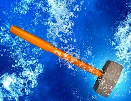 stop water hammer