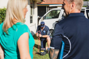 Blocked Drain Cleaning Services