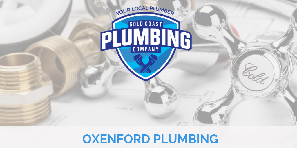 Plumbers Oxenford Banner