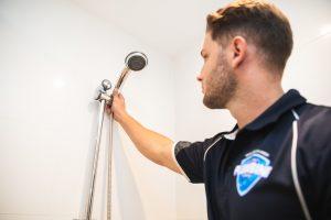 showerhead inspection